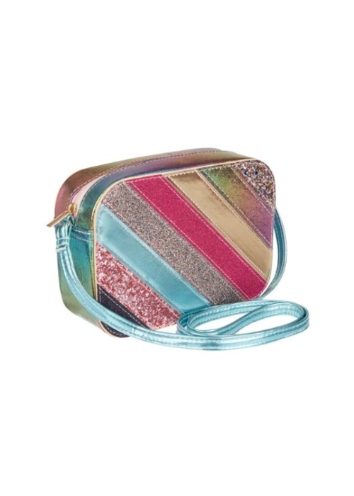 Mimi&Lula Mimi & Lula Rainbow Stripe Bag Multi