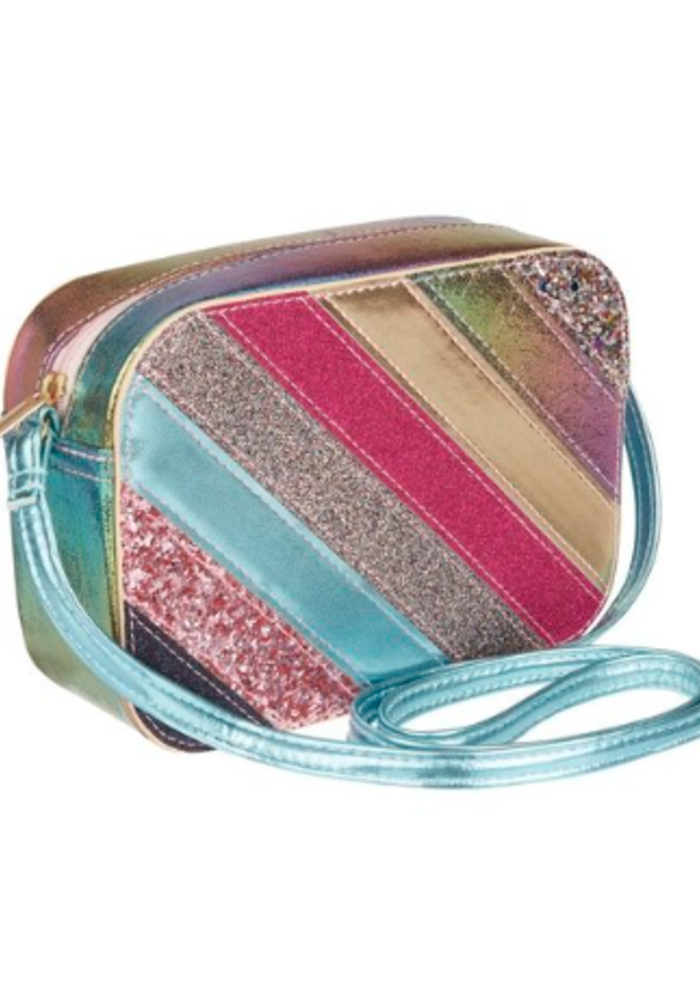 Mimi & Lula Rainbow Stripe Bag Multi