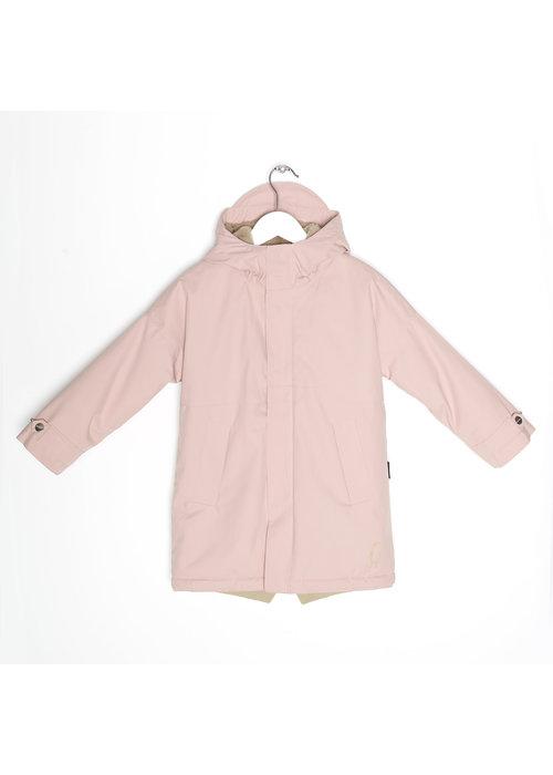 Gosoaky Gosoaky Unisex Padded Jacket Desert Fox Evening Pink