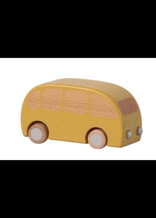 Maileg Maileg Wooden Bus Yellow