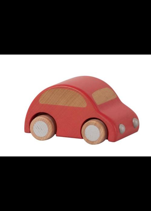 Maileg Maileg Wooden Car Anthracite