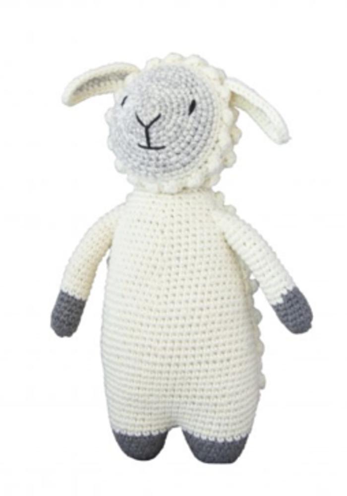 Global Affairs Crochet Doll Woodland Sheep