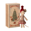 Maileg Maileg Christmas Mouse in Box Big Sister
