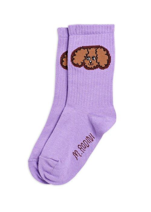 Mini Rodini Mini Rodini Fluffy Dog Socks