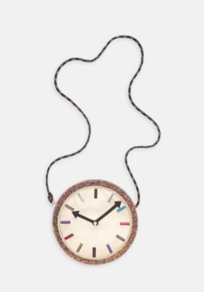 Mimi & Lula Crazy Clock Bag