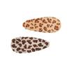 Mimi&Lula Mimi & Lula Furry Leopard Clic Clacs Brown