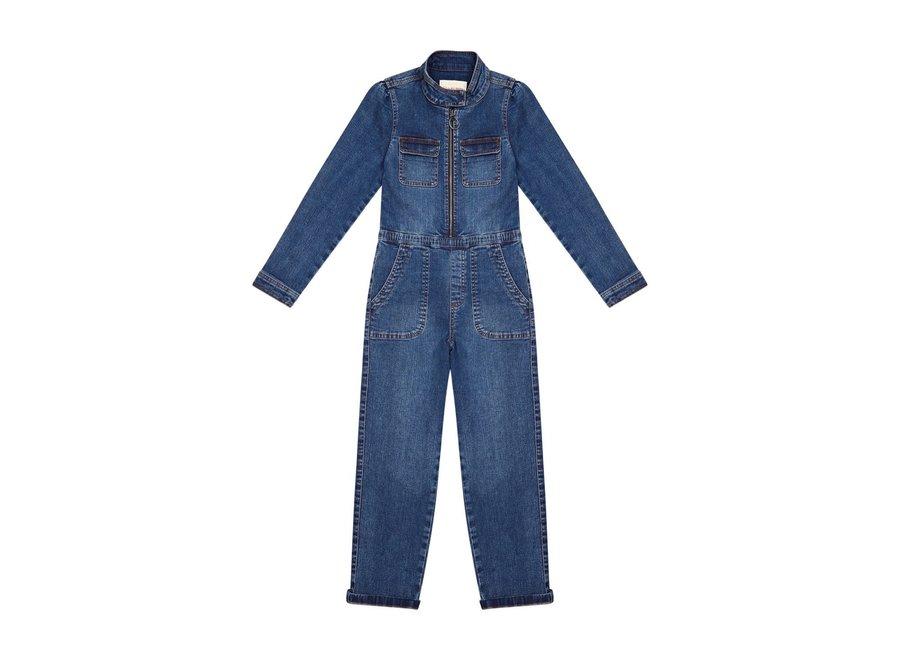 It's in my Jeans Azur Jeans Jumpsuit