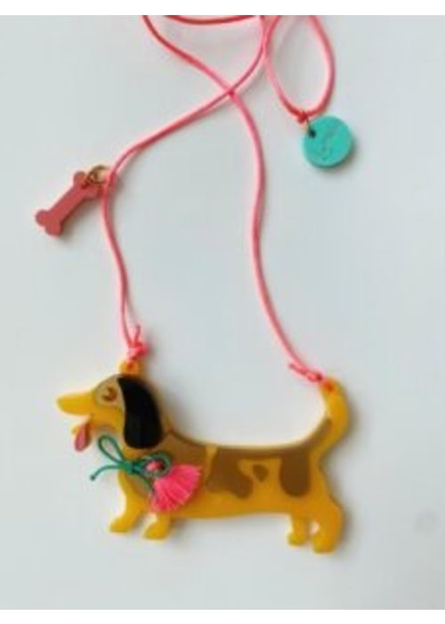 ByMelo ByMelo Hond Ketting
