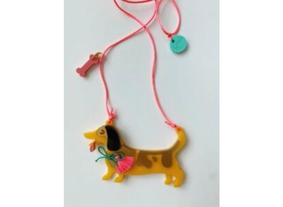 ByMelo Hond Ketting