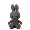 Nijntje Sitting Corduroy Grey 33 cm
