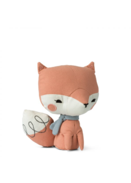 Picca Loulou Picca Loulou Fox Pink in gift box 18 cm