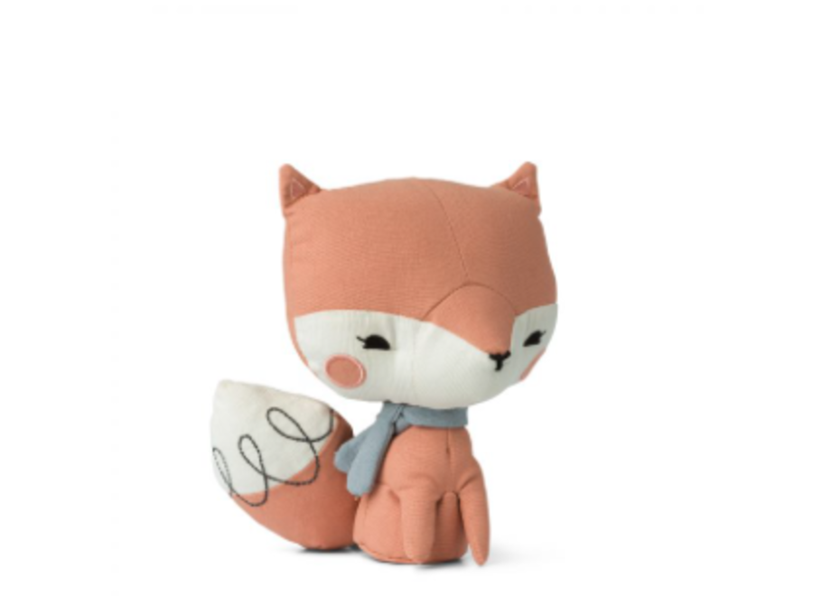 Picca Loulou Fox Pink in gift box 18 cm