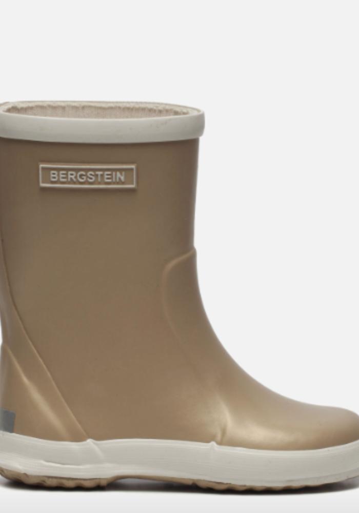Bergstein Rainboots Galm Gold