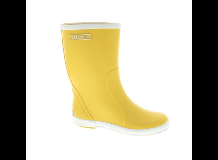 Bergstein Rainboots Yellow
