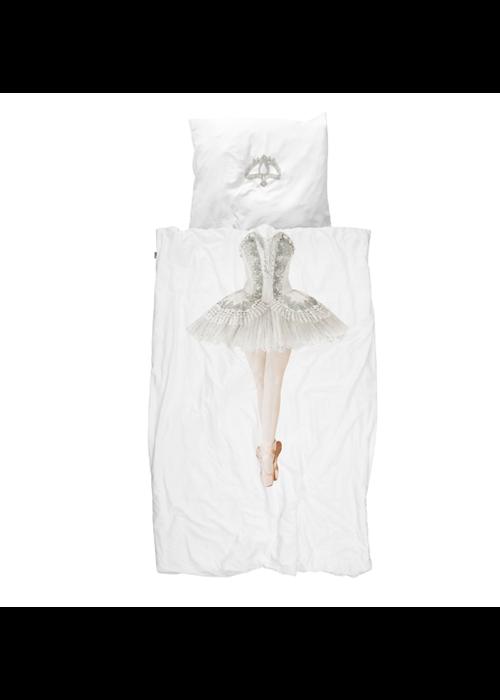 SNURK SNURK dekbedovertrek  Ballerina 1-persoons 140x90cm