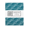 Swedish Linens Swedish Linens SEASHELLS Morocan Blue Fitted Toddler Bed Sheet 70x160cm