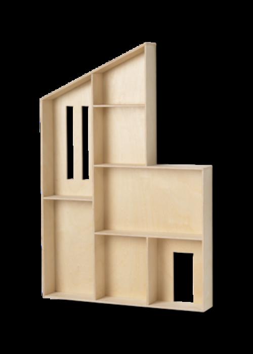 Ferm Living Ferm Living Miniature Funkis House - Shelf