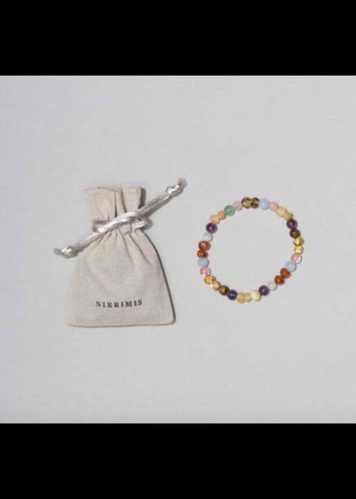 Nirrimis Nirrimis Kids Bracelet 14cm Rainbow