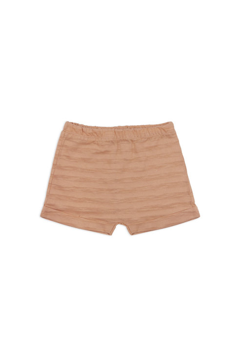 Phil&Phae Phil & Phae Frotté Shorts Warm Biscuit