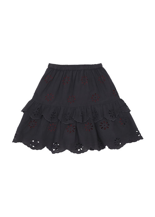Soft Gallery Soft Gallery Fern Skirt Anthracite