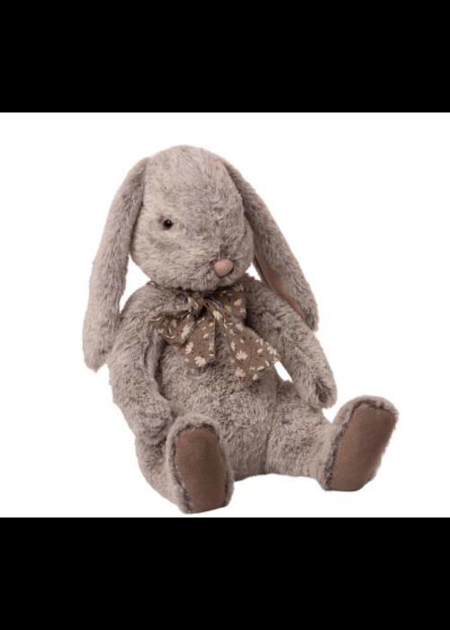 Maileg Maileg Fluffy Bunny X-large Grey