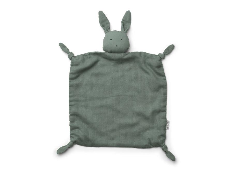 Liewood Agnete Cuddle Cloth Rabbit Peppermint