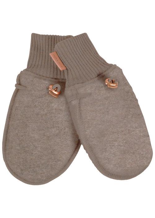 Mikk-Line Mikk-Line Wool Mittens Melange Denver