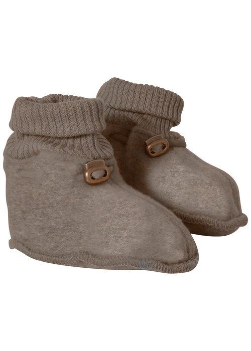 Mikk-Line Mikk-Line Wool Footies Melange Denver