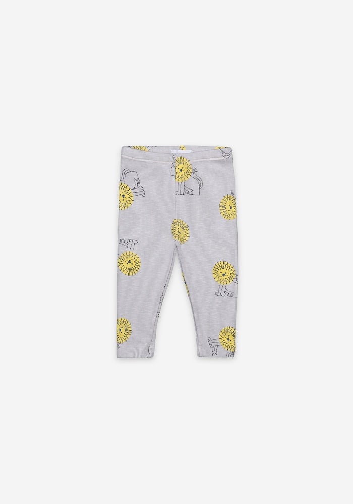 Bobo Choses Pet a Lion All Over Leggings