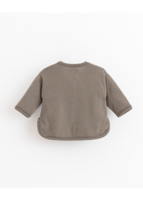 Play Up Play Up Jersey Cardigan Cocoon