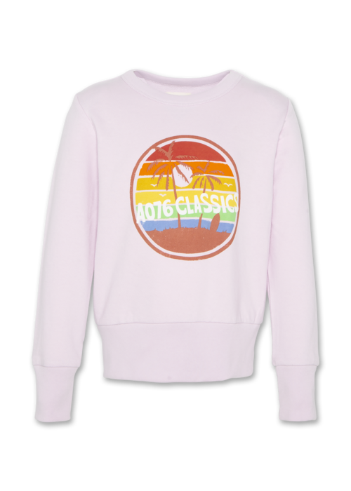 AO76 AO76 c-neck Sweater Classics Lilac