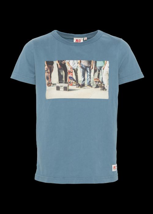 AO76 AO76 T-shirt c-neck Skate Laguna