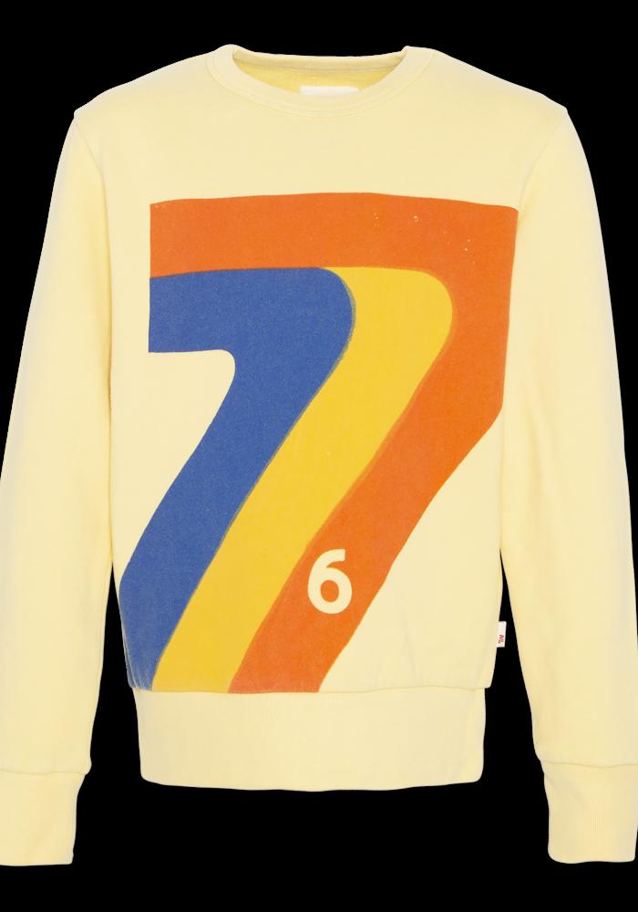 AO76 c-neck Sweater 7 Banana
