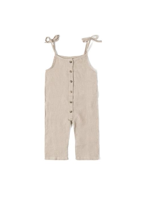Nixnut Nixnut Button Suit Sand