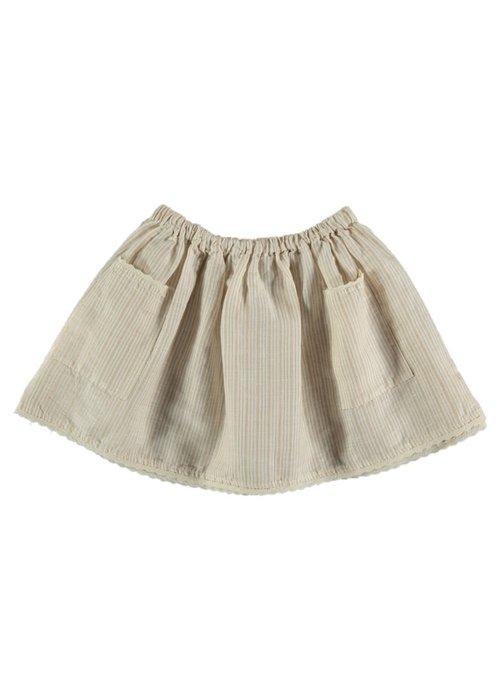 My Little Cozmo My Little Cozmo Anak Torino Kids Skirt Peanut