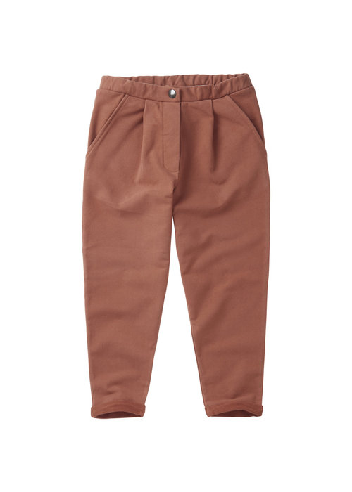 Mingo Mingo Cropped Chino Sienna Rose