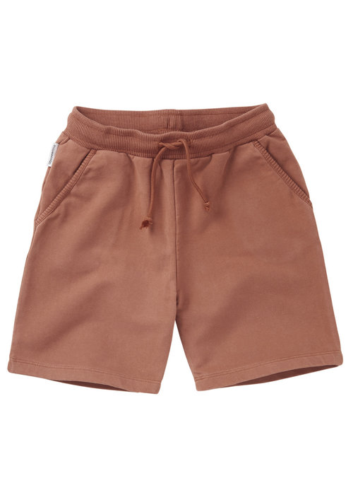 Mingo Mingo Sweat Short Sienna Rose