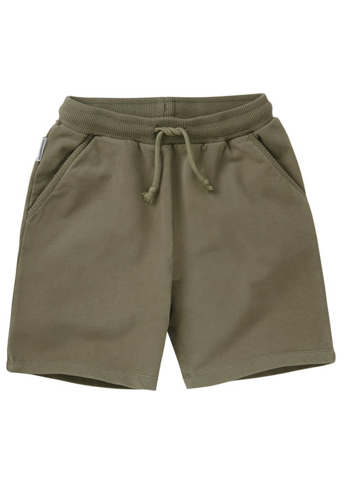 Mingo Mingo Sweat Short Sage Green