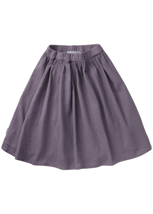Mingo Mingo Midi Skirt Lavender Muslin