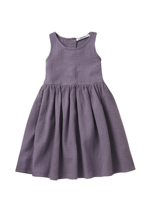 Mingo Mingo Dress Sleeveless Lavender Muslin