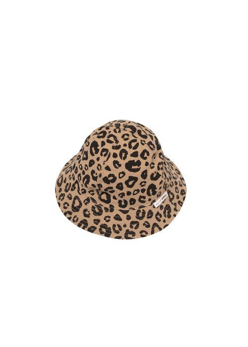 Maed for Mini Maed for Mini Caramel Leopard Sunhat