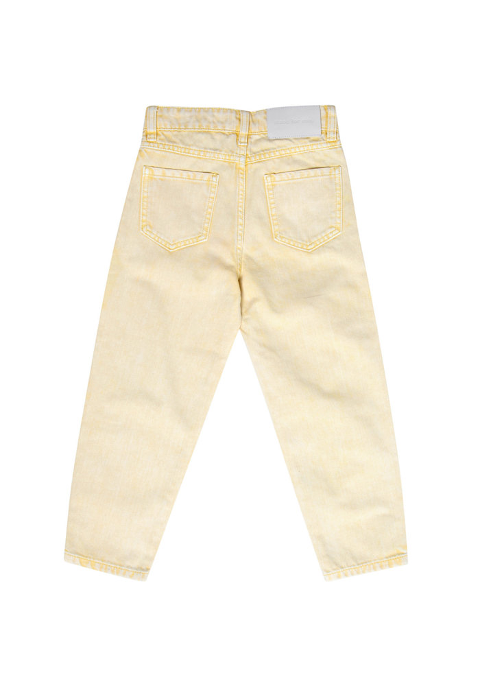 Maed for Mini Blonde Bull Jeans