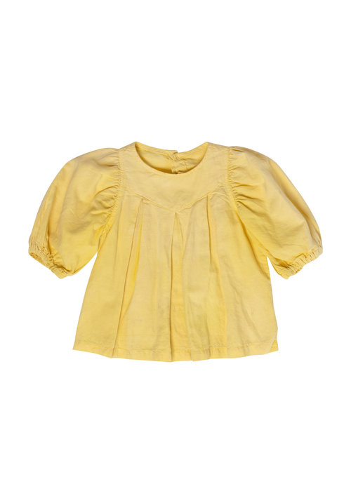 Maed for Mini Maed for Mini Casual Canary Blouse