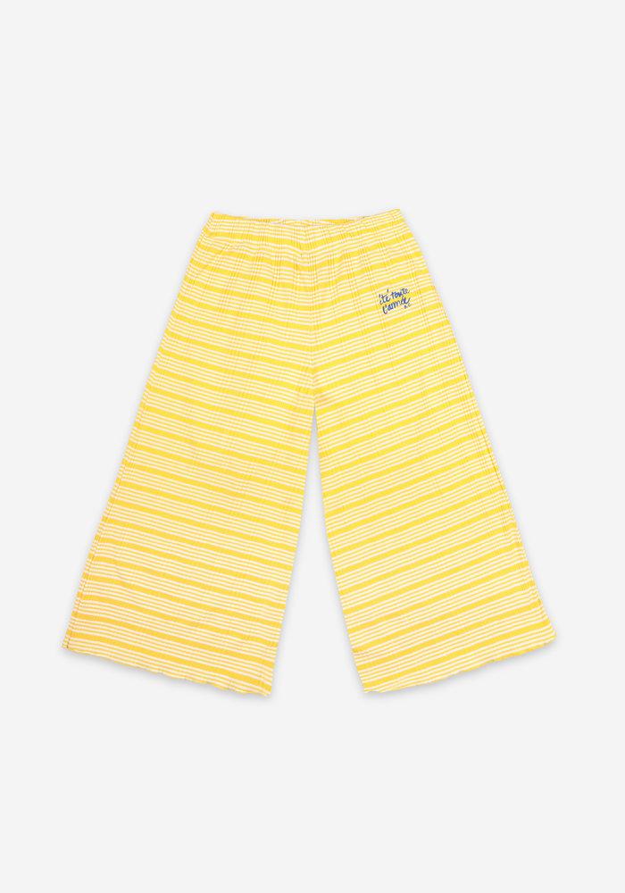 Bobo Choses Striped Culotte Trousers