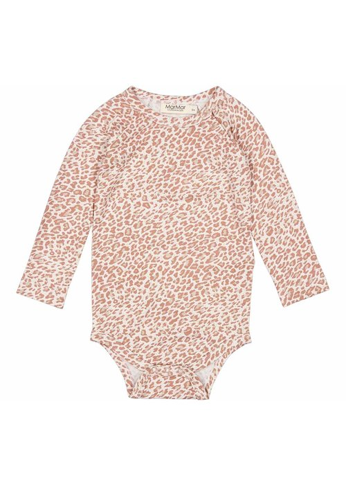 MarMar MarMar Body LS Rose Brown Leo