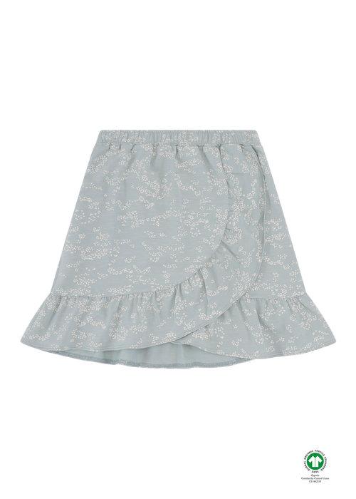 Soft Gallery Soft Gallery Dakota Skirt Abyss AOP FLowerdust