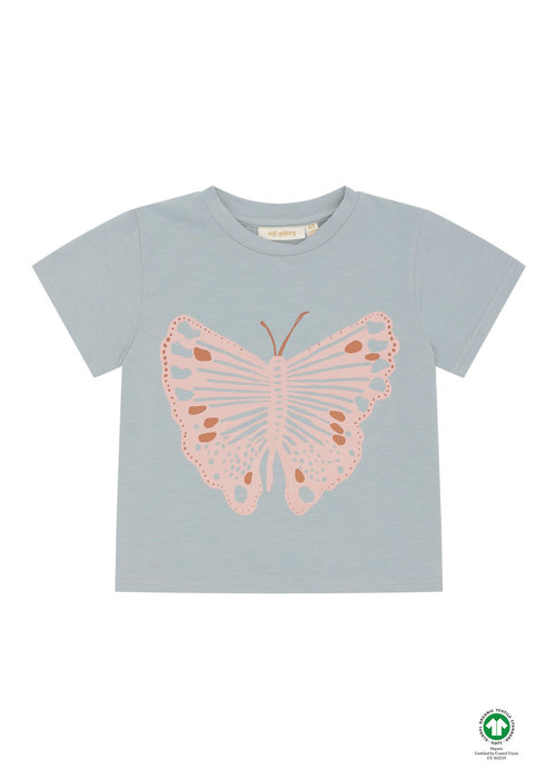 Soft Gallery Soft Gallery Dominique T-Shirt Abyss Monarch
