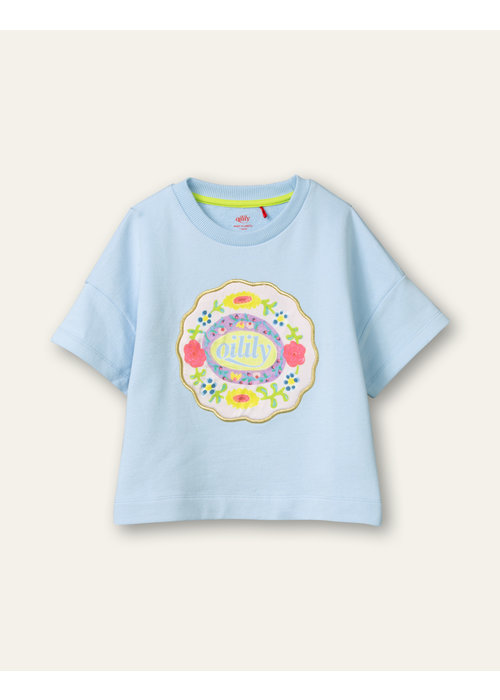 Oilily Oilily Hussel Short Sleeve Sweater