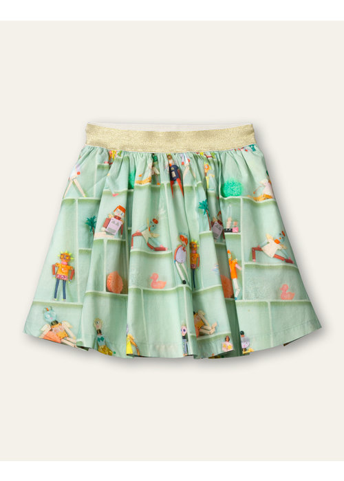 Oilily Oilily Sunday Skirt Castle Past
