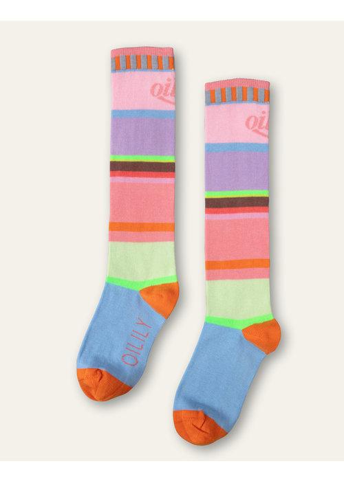 Oilily Oilily Manuela Socks Light Blue